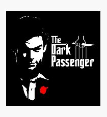 the dark passenger Photographic Print