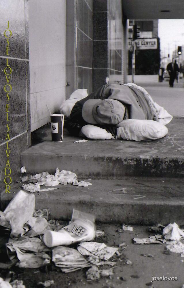 SLEEPING  by joselovos