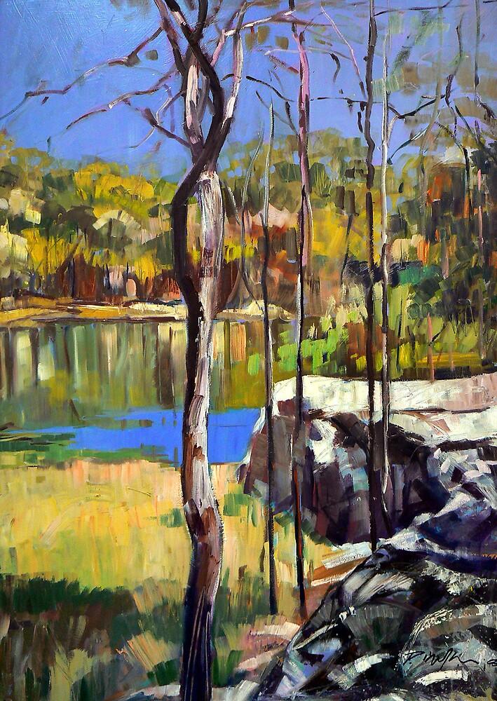 Hemmant Reserve by Paul  Milburn