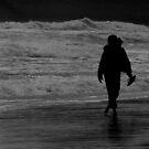 Beach Walk by Tim Condon