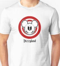 Dizzyland Mouse Skully T-Shirt