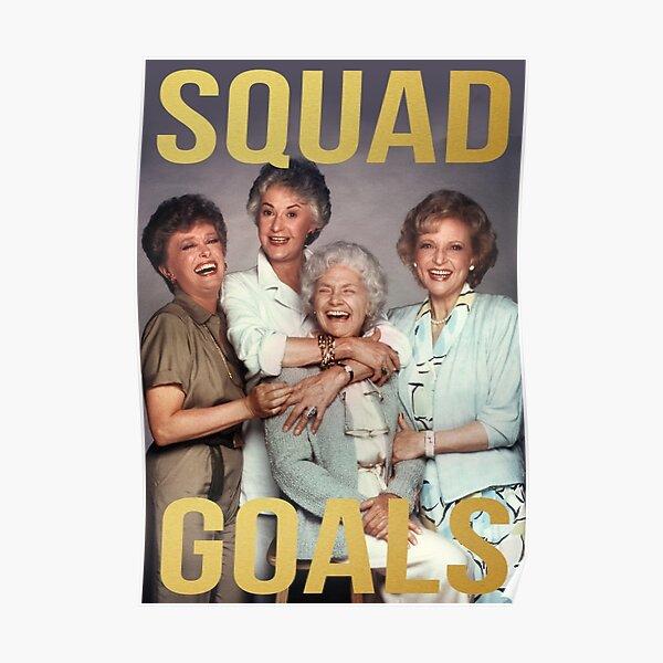 golden girls Poster