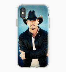 TIM-MCGRAW iPhone Case