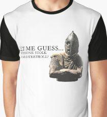 Sweet Roll Skyrim Graphic T-Shirt