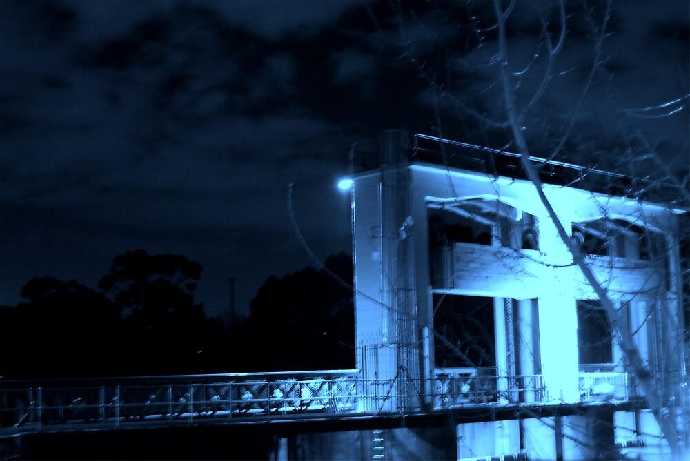 Torrens Weir by Princessbren2006