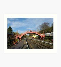 Goathland Railway Station Art Print