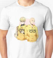 one punch man oppai Unisex T-Shirt