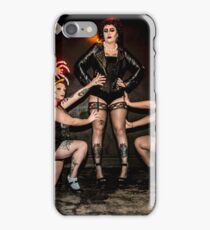 Hullywood Icons -  Emma Palmer, Sophie Buckley,  Zoe Lyon iPhone Case/Skin