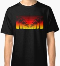 OUT RUN - GAME OVER - LAST WAVE Classic T-Shirt