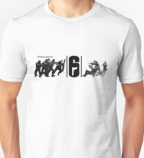 Rainbow Six Siege assault Unisex T-Shirt