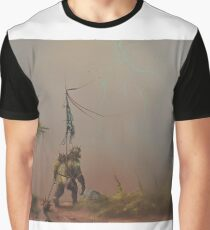 """Goblins Of The Hand """"A Storm Is Coming"""". Graphic T-Shirt"""