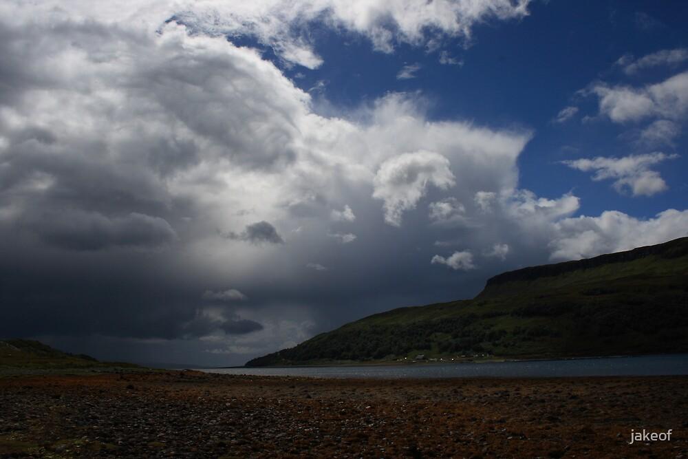 The Sky On Skye by jakeof