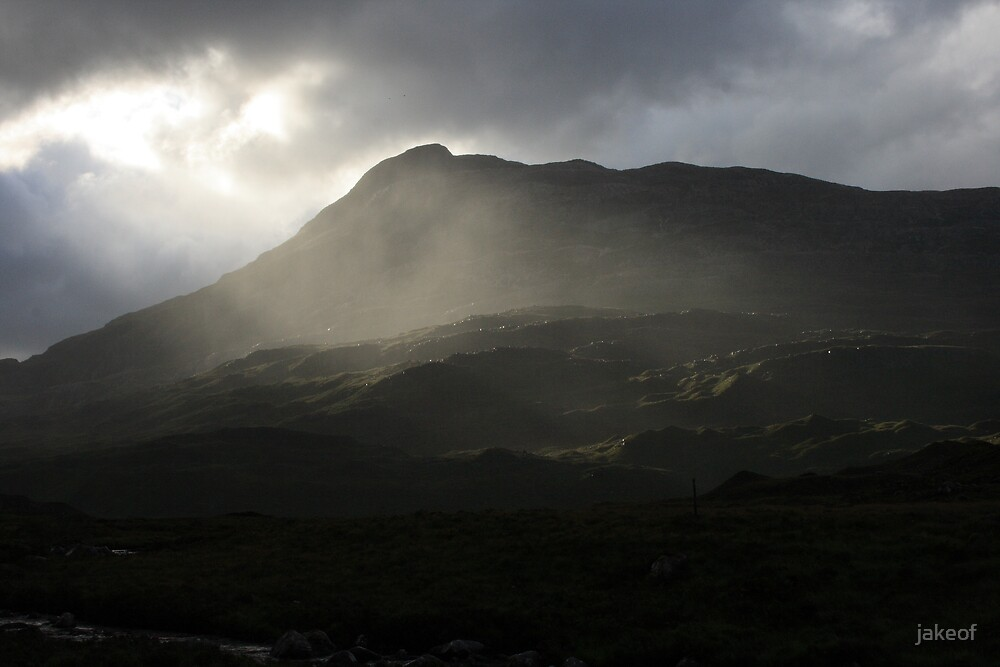 South Of Beinn Eighe by jakeof