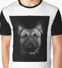 French bulldog portrait Graphic T-Shirt
