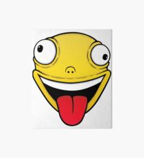 Emoji Wall Art crazy emoji: wall art | redbubble