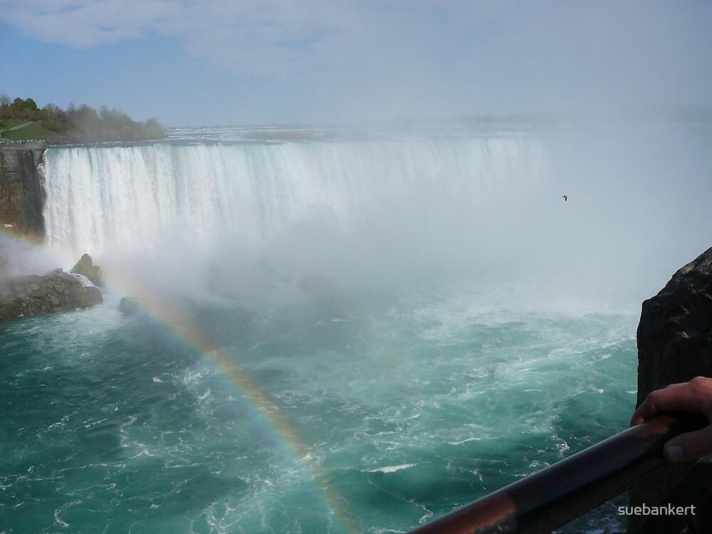 Niagara Falls  by suebankert
