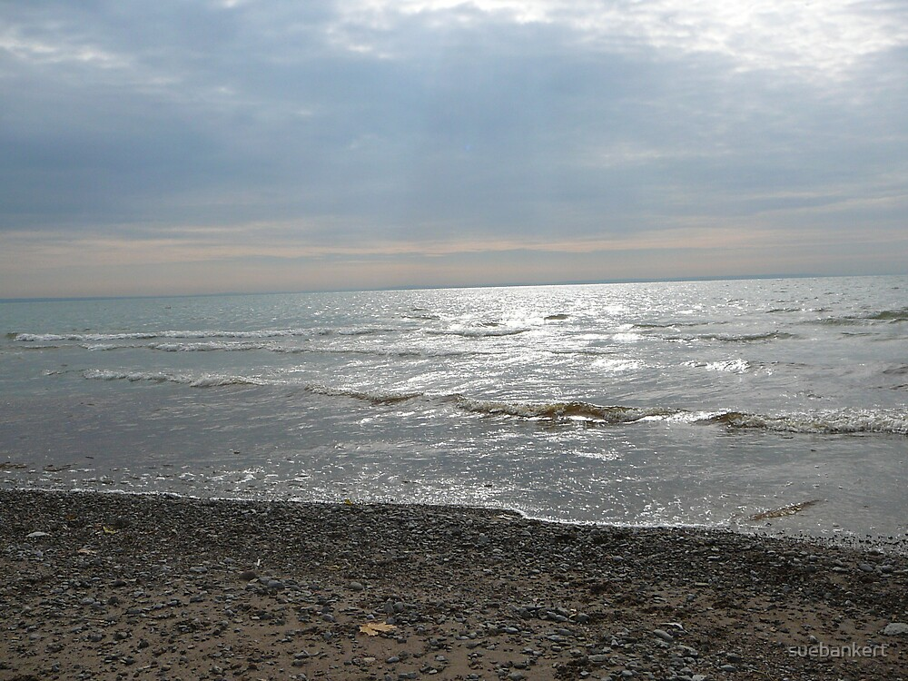 Lake Erie by suebankert