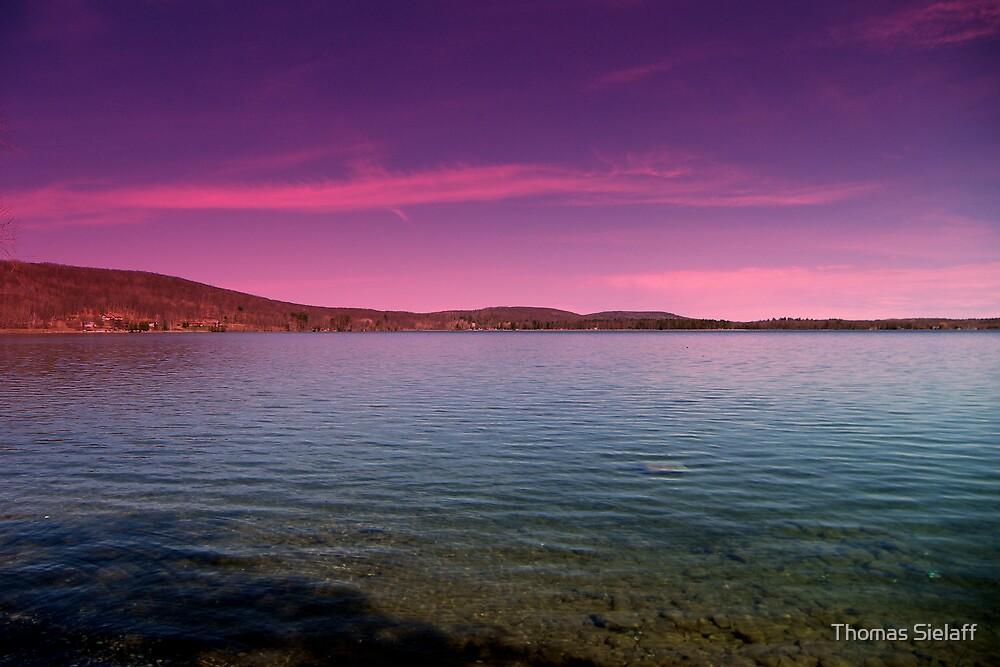 Lake Antoine by Thomas Sielaff