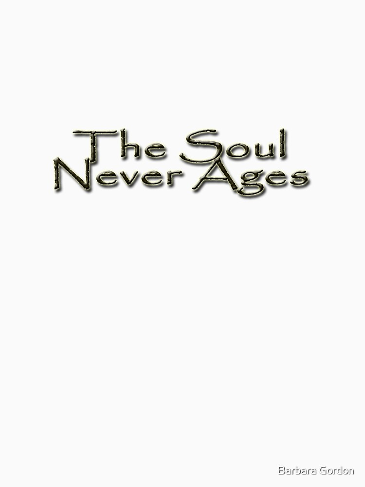 The Soul Never Ages by BGPhoto