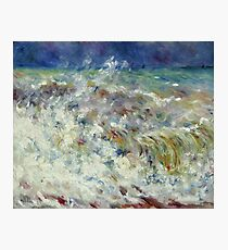 Auguste Renoir - The Wave (1882) Photographic Print