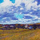 Nanango Clouds by Cary McAulay
