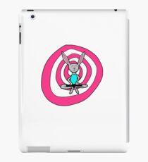 Meditating Bunny iPad Case/Skin