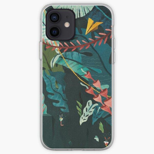 Cave swim iPhone Soft Case