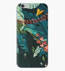 Cave swim iPhone Case