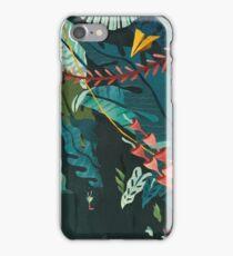 Cave swim iPhone Case/Skin