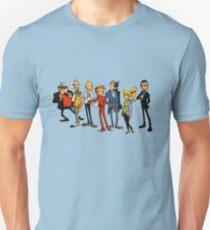 spirou and friends Unisex T-Shirt