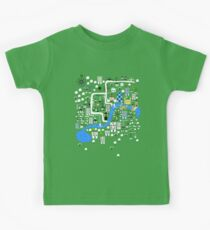 Cartoon Map of London Kids Clothes