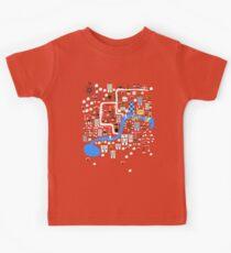 Cartoon Map of London Kids Clothes