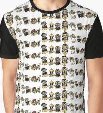 Final Fantasy XV Pugs Graphic T-Shirt