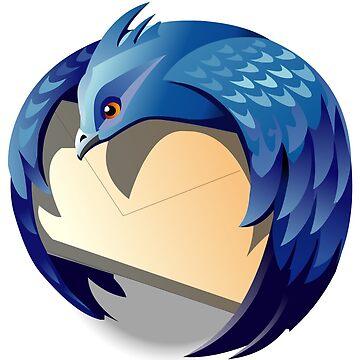 Thunder Bird Logo by rimek