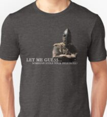 Let Me Guess... Someone Stole Your Sweetroll? T-Shirt