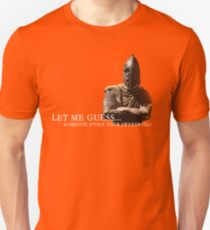 Let Me Guess... Someone Stole Your Sweetroll? Unisex T-Shirt