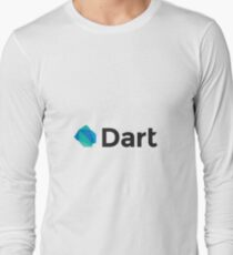 Dart programming language Long Sleeve T-Shirt