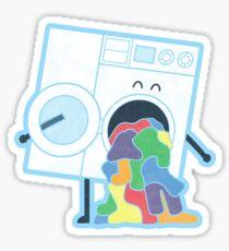 Laundry Day Sticker