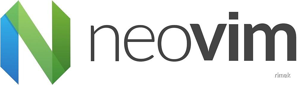 Neovim Logo by rimek