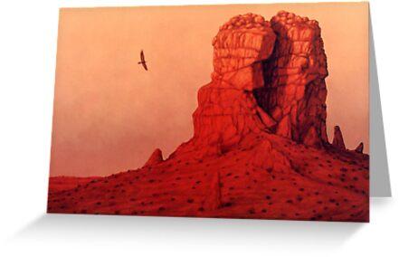 The Monolith by Cary McAulay