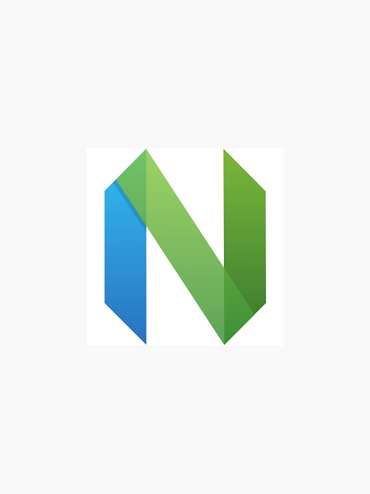 Neovim Logo Simple by rimek