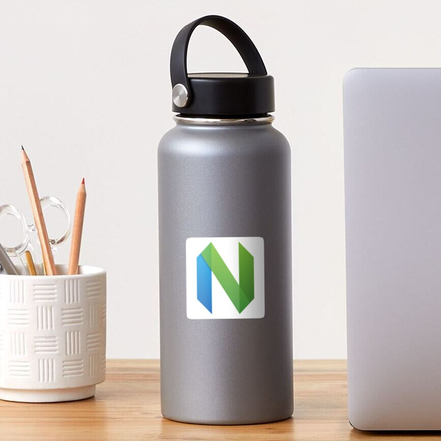 Neovim Logo Simple Sticker