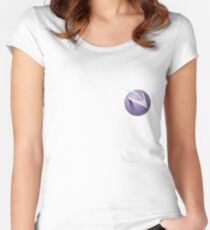 Spacemacs Logo Women's Fitted Scoop T-Shirt