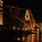 Forth Bridge by KylieForster