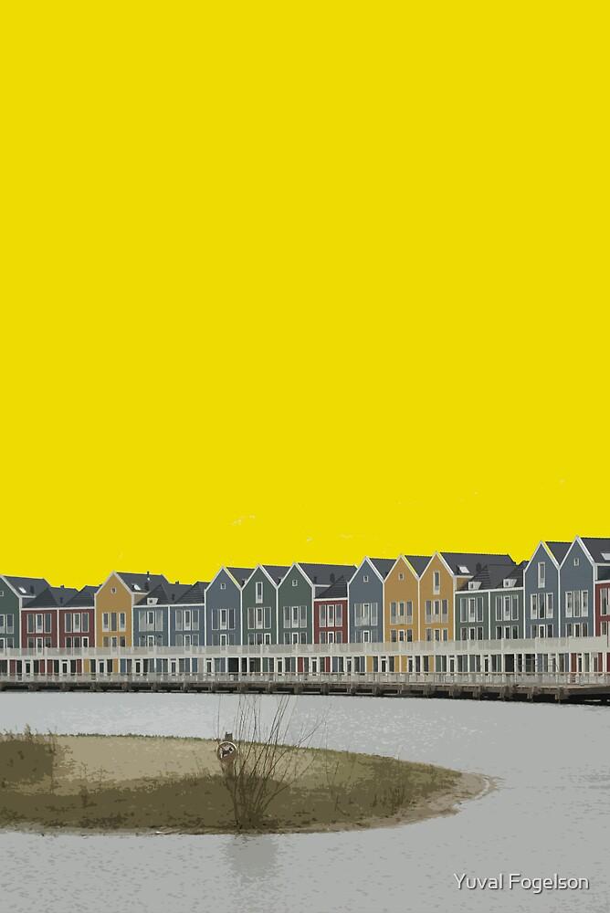 Houten by Yuval Fogelson