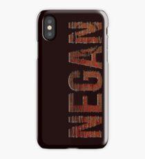 The Walking Dead - Negan Bat iPhone Case/Skin