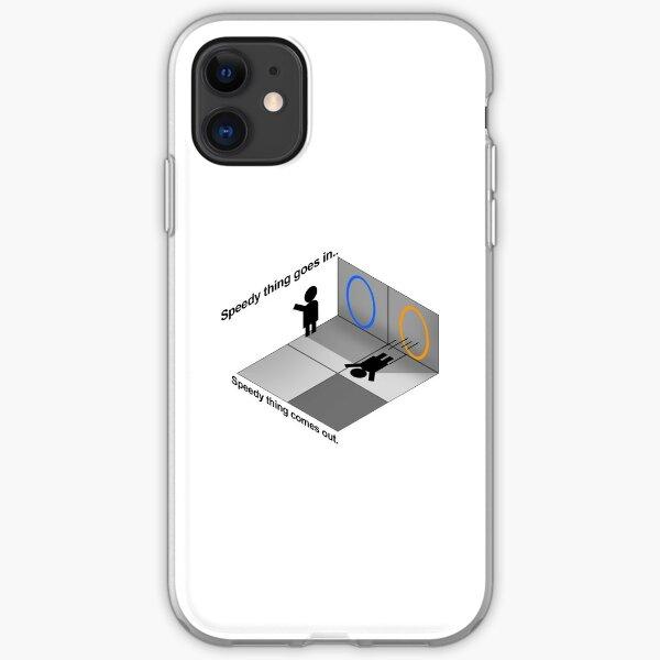 Portal momentum iPhone Soft Case