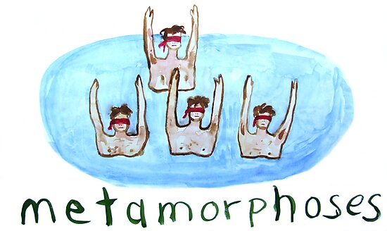 Metamorphoses by John Douglas