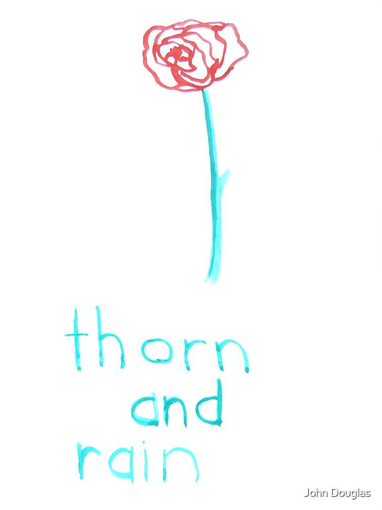 Thorn and Rain by John Douglas
