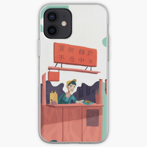 Foodstand iPhone Soft Case